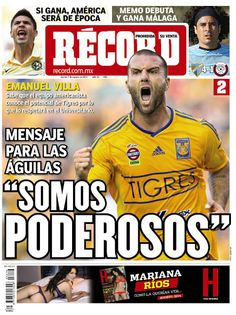 Monterrey 7 agosto del 2014 - RÉCORD