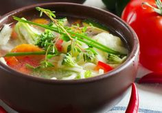 Soup Cooking Tips from Chef Lambiase of Jerusalem