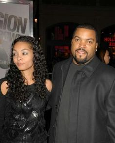 Mr. & Mrs. O'Shea Jackson, married since 1992