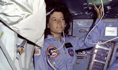 Sally Kristen Ride (May 26, 1951 – July 23, 2012). In an age where people are famous for being famous, Ride was an inspiration. Her fame was just a by-product of achieving what she wanted to do. She was the first American woman in space, chosen as a mission specialist because of her experience with the robot arm which she had helped to design. After NASA she entered academia, and set up a company to devise science education programs to inspire young people.