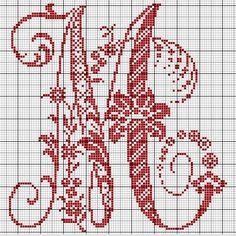 M :  Alphabet Sajou