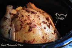 Crockpot Rotisserie Chicken - Morsels of Life