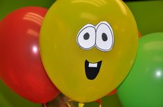 "Photo 8 of 17: Veggie Tales / Birthday ""A ""Veg-Double"" Bouncy Birthday Party"""