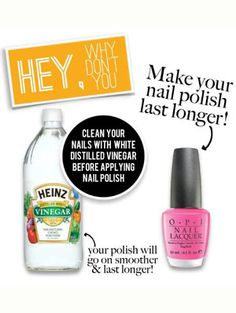 Nail Polish Tips and Tricks For A Perfect DIY manicure