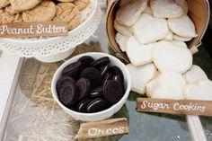 {Weddings Trends} Milk and Cookies