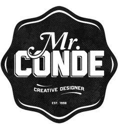 Mr. Conde — Designspiration