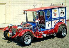 George Barris Custom Cars | Custom cars