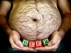 Love a beer belly!