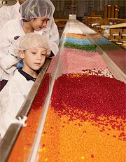 Jelly Belly Factory Tour- Fairfield