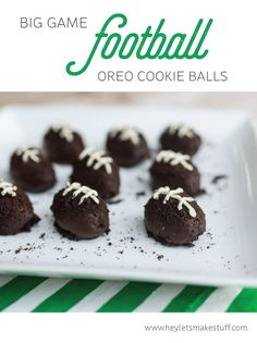 OREO Cookie Ball Foo