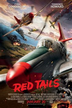 Watch Red Tails (2012)