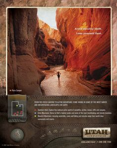 Utah Office of Tourism: Paria Canyon