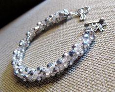 DIY kumihimo jewelry - on the to do list!