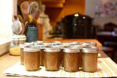 Canning Applesauce