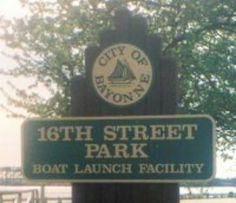 Great park in Bayonne NJ