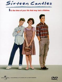Sixteen Candles - Can I borrow your underpants for 10 minutes?