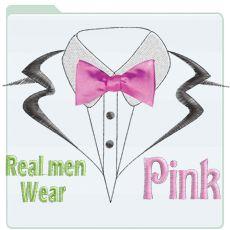 Real Men Wears PINK 4x4