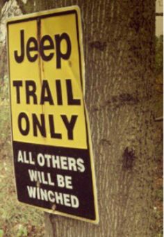 Its a Jeep thing... I have this!