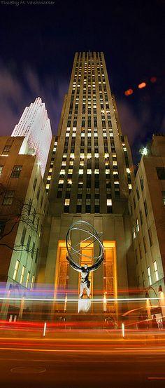 Rockefeller Center. NYC