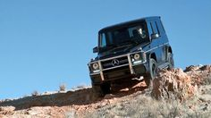 Mercedes-Benz G63 AMG, climbing every mountain -- review is in!