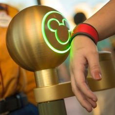 Important things to know and remember about your Disney Magic Bands