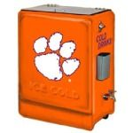 CLEMSON TIGERS Gameroom Nostalgic Chest Cooler