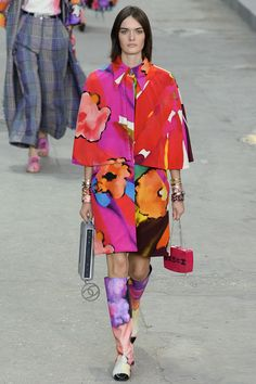 Chanel Spring 2015 Ready-to-Wear.