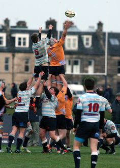 Heriot's RFC.  Photo