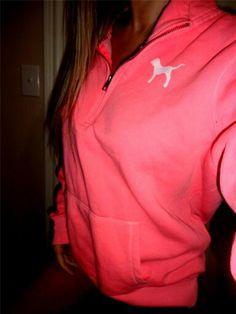 Victorias secret pink sweater♥