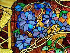 mosaicsstain glass, glass idea, glass menageri, stain glassmosa, beauti glass, stained glass