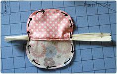 Zipper tip... craft, purs, sew tutori, sewing tips, haut, bag, zipper pouch, sew techniqu, diy