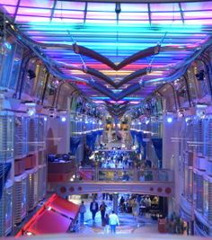 Cool cruise on Royal Caribbean