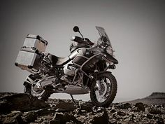 My around towner. And mountain up and downer. 2008 BMW R 1200 GS Adventure