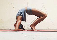Forearm balance drop