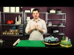 How to Charge for Your Cakes - tips by Paul Bradford