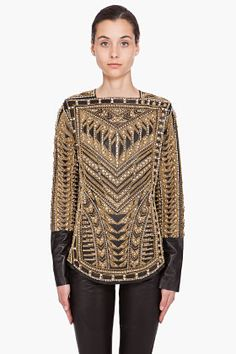 Yes please, Balmain