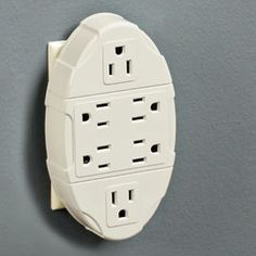 What not to bring on pinterest - Electrical outlet multiplier ...