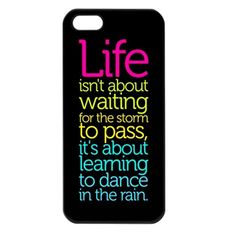 Life Quotes apple Iphone 5 Case | bestiphone5caseshop - Accessories on ArtFire