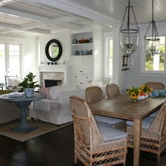 Traditional / Family - traditional - Dining Room - Orange County - Kim Woods