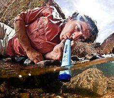 100 Zombie Apocalypse survival essentials - Water filter