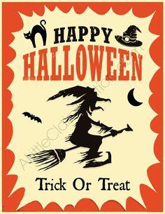 Free Halloween Printables at ALittleClaireification.com #Halloween #printables