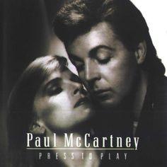 Press To Play album artwork – Paul McCartney