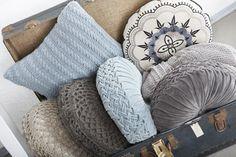 cojines / cushion ideas