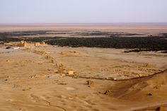 View of Palmyra from