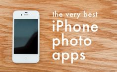 best apps for processing your iPhone photos