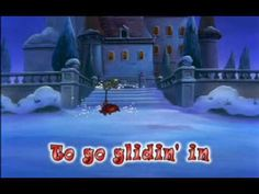 Jingle Bell Rock SONG - Disney Very Merry Christmas Songs--cute brain break video