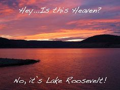Lake Roosevelt Adven