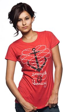 Strength and Beauty / sevenly