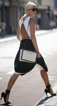 Dior Black + White