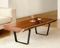 zumaooh | Live Edge Table Series